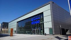 Aktuelle Projekte: Schwalbe Arena